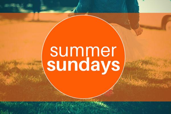 Summer Sundays   Sunnyside Church
